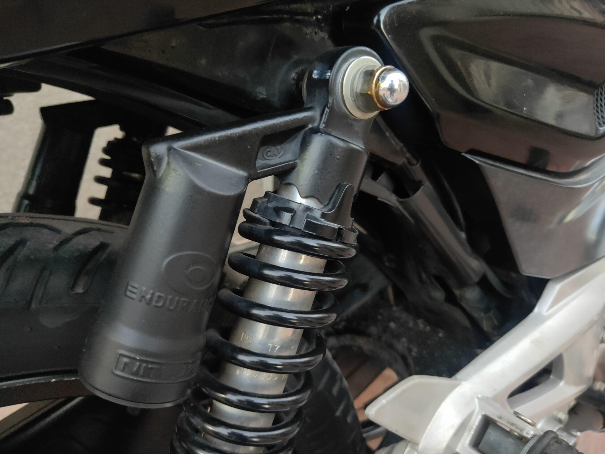 Adjustable Rear Shock Absorber