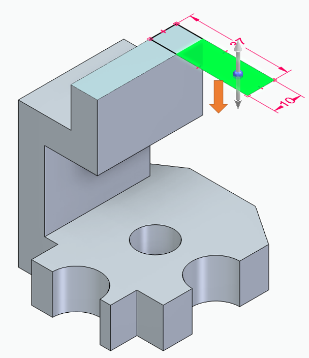 Solid Edge Tutorial : Part Modeling in Synchronous Mode